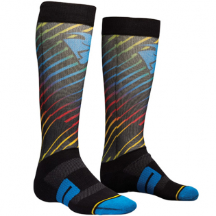 Thor Moto Sub Socks - Rodge Multi