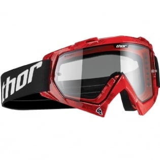 Thor Enemy Kids Goggles - Tread Red