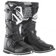 2018 Fly Racing Maverik MX Boots - Black