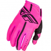 2018 Fly Racing Lite Gloves - Pink Black