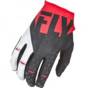 2018 Fly Racing Kinetic Gloves - Red Black