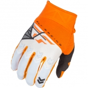 2018 Fly Racing F16 Gloves - Orange White