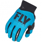 2018 Fly Racing Pro Lite Gloves - Blue