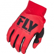 2018 Fly Racing Pro Lite Gloves - Red