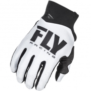 2018 Fly Racing Pro Lite Gloves - White