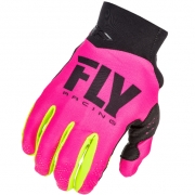 2018 Fly Racing Pro Lite Gloves - Pink