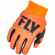 2018 Fly Racing Pro Lite Gloves - Orange