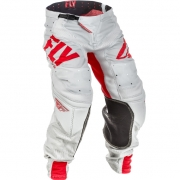 2018 Fly Racing Lite Hydrogen Pants - Red Grey