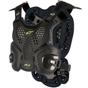 Alpinestars A1 Chest Protector - Black Anthracite