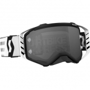 2018 Scott Prospect Goggles - Black White Light Sensitive Grey