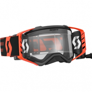 2018 Scott Prospect WFS Goggles - Black Orange Clear