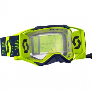 2018 Scott Prospect WFS Goggles - Yellow Black Clear