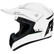 2018 Airoh Switch Helmet Colour Gloss White