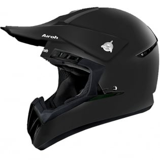 2018 Airoh Switch Helmet Colour Matt Black