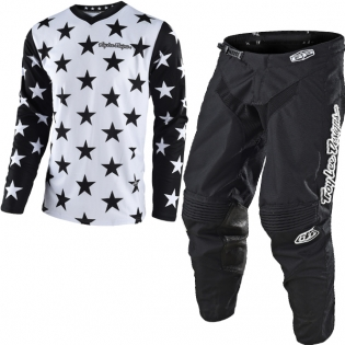 Troy Lee Designs GP Kit Combo - Star Mono Black