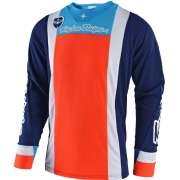 Troy Lee Designs SE Jersey - Squadra Navy Orange