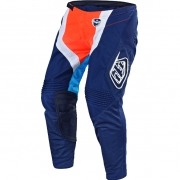 Troy Lee Designs SE Pants - Squadra Navy Orange
