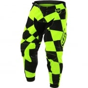 Troy Lee Designs SE Pants - Joker Flo Yellow Black