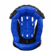 Airoh Aviator 2.2 Spare Centre Liner - Blue White
