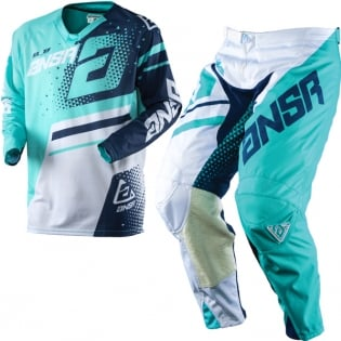 2018 Answer Elite Kit Combo - Teal Navy