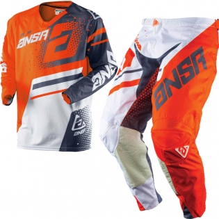 2018 Answer Elite Kit Combo - Orange Grey