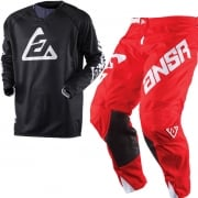 2018 Answer Elite Kit Combo - Black Red