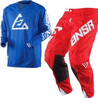 2018 Answer Elite Kit Combo - Blue Red