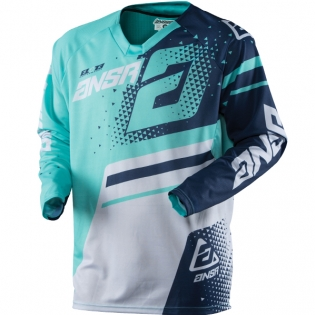 2018 Answer Elite Jersey - Teal Navy