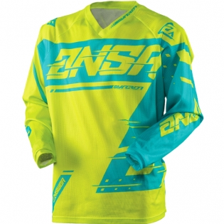 2018 Answer Syncron Air Jersey - Acid Blue