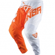 2018 Answer Syncron Air Pants - White Orange