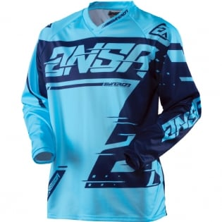 2018 Answer Syncron Jersey - Blue Navy