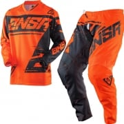 2018 Answer Syncron Kids Kit Combo - Orange Grey