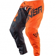 2018 Answer Syncron Kids Pants - Orange Grey