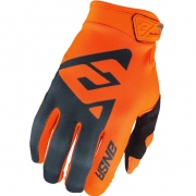 2018 Answer AR-1 Kids Gloves - Orange Grey
