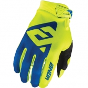 2018 Answer AR-1 Kids Gloves - Flou Yellow Blue
