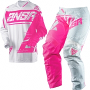 2018 Answer Syncron Kids Kit Combo - Grey Pink