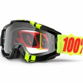 100% Accuri Goggles - Zerbo Clear Lens