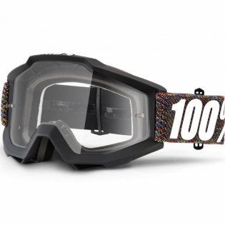100% Accuri Goggles - Krick Clear Lens