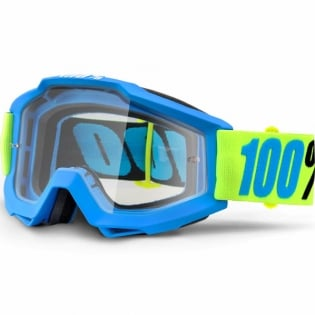 100% Accuri Goggles - Belize Clear Lens