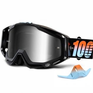 100% Racecraft Goggles - Starlight Mirror Lens