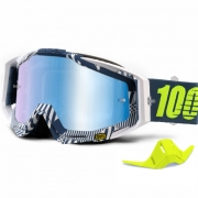 100% Racecraft Goggles - Eclipse Mirror Lens
