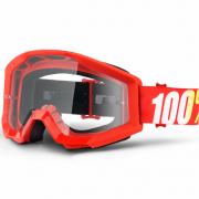 100% Strata Kids Goggles - Furnace Clear Lens