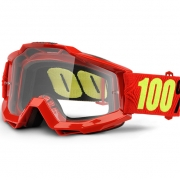 100% Accuri Kids Goggles - Saarinen JR Clear Lens