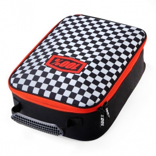 100% Goggle Case - Checkers