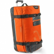 Acerbis X Trip Wheeled Gear Bag - Orange