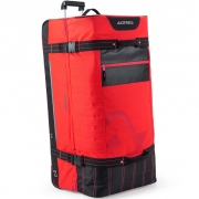Acerbis X Moto Wheeled Gear Bag - Red