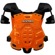 Acerbis Robot Chest Protector - Fluo Orange