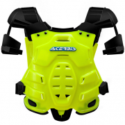 Acerbis Robot Chest Protector - Fluo Yellow