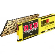 DID D Series Heavy Duty Chain - Gold Black