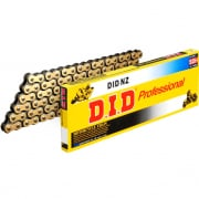 DID NZ Series Extra Heavy Duty Chain - Gold Black